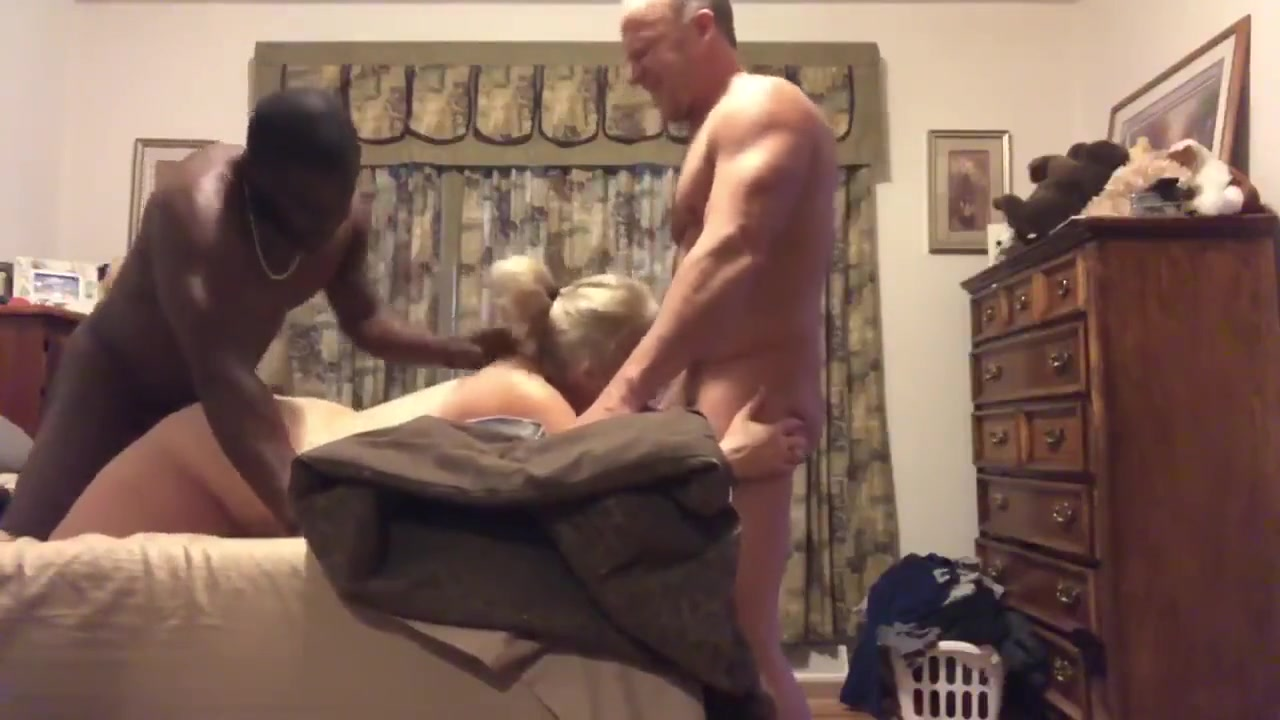 Real Husband Wife Threesome